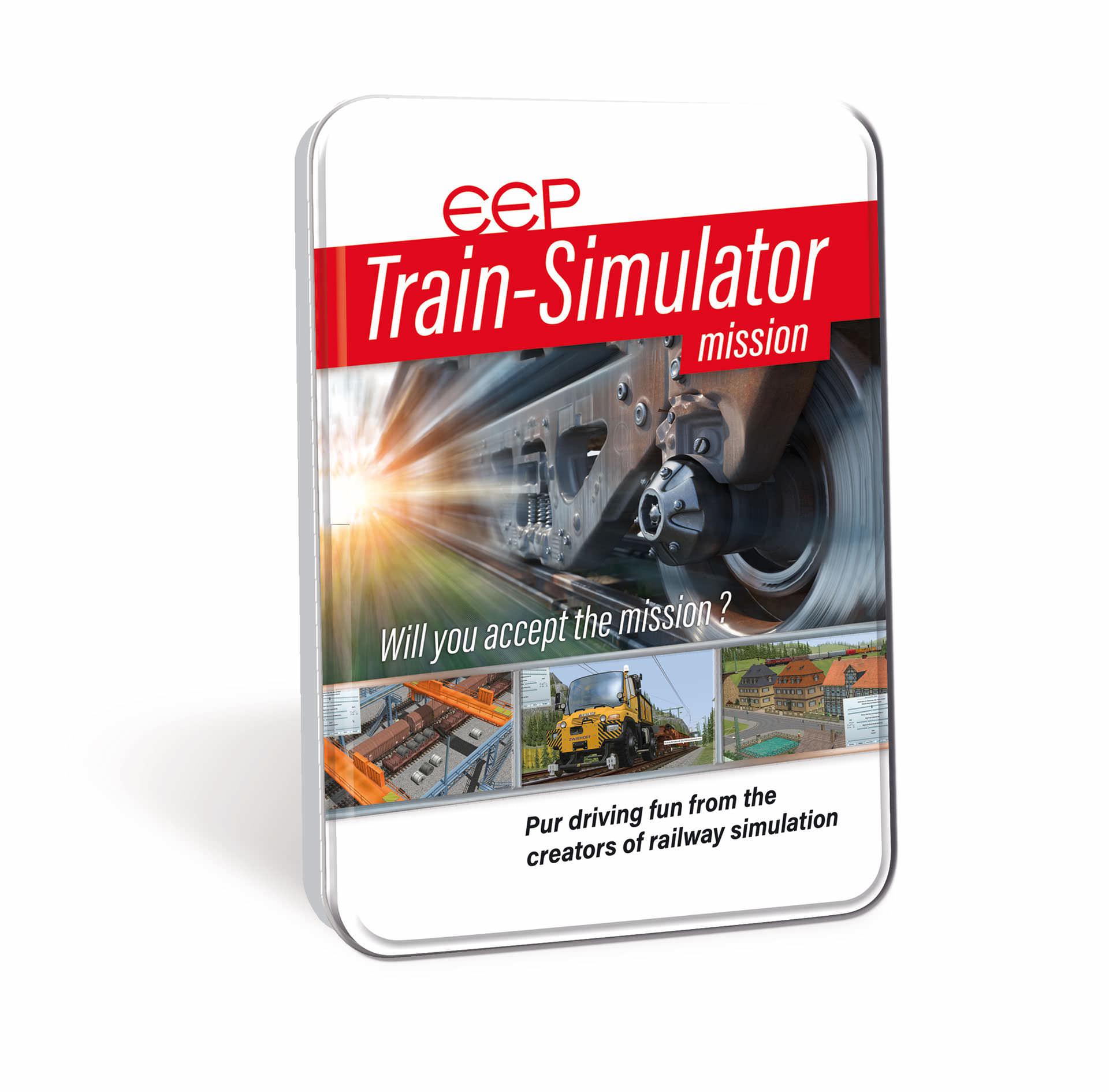 EEP Train Simulator mission Cover