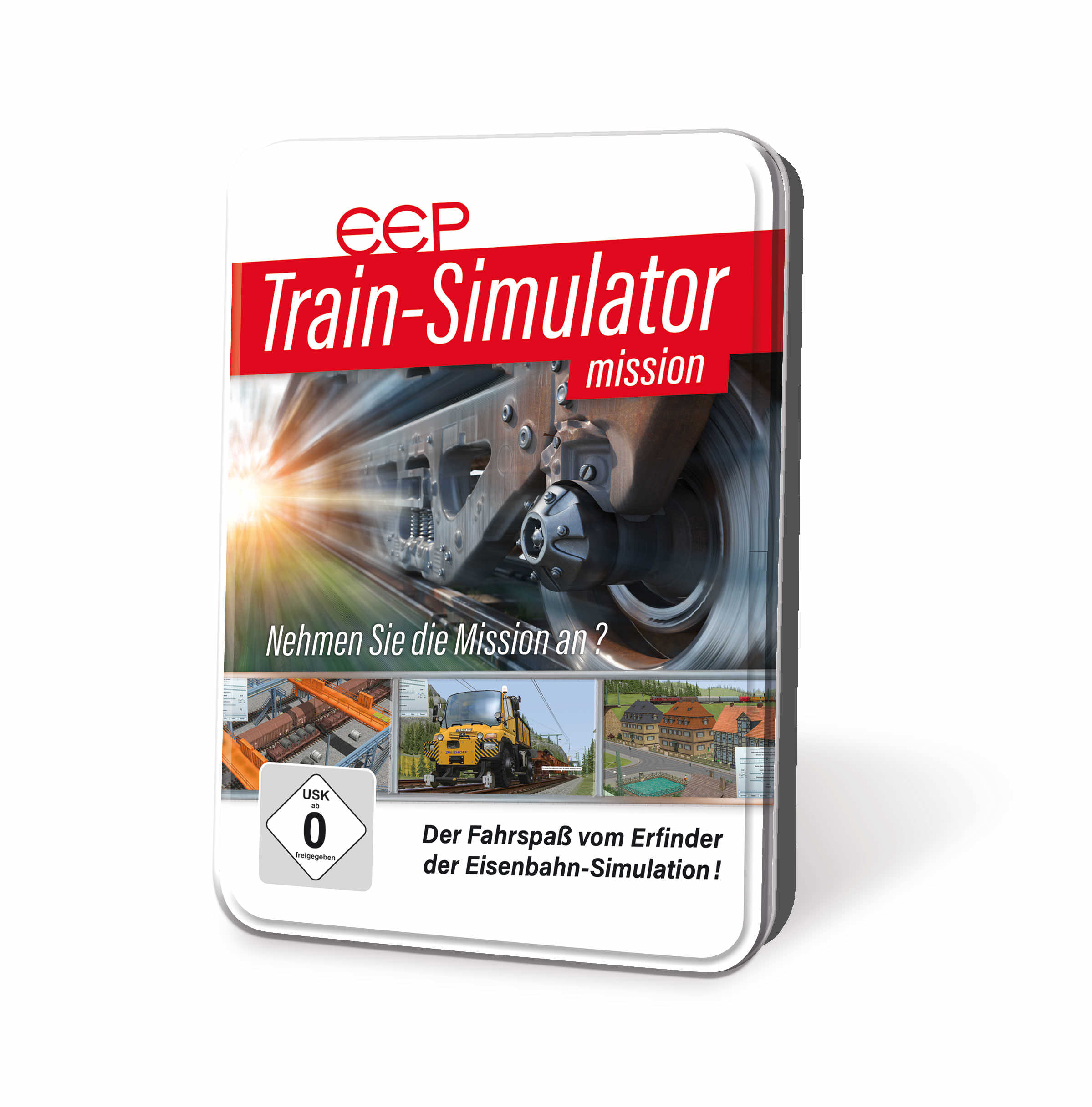 EEP Train Simulator mission 2017