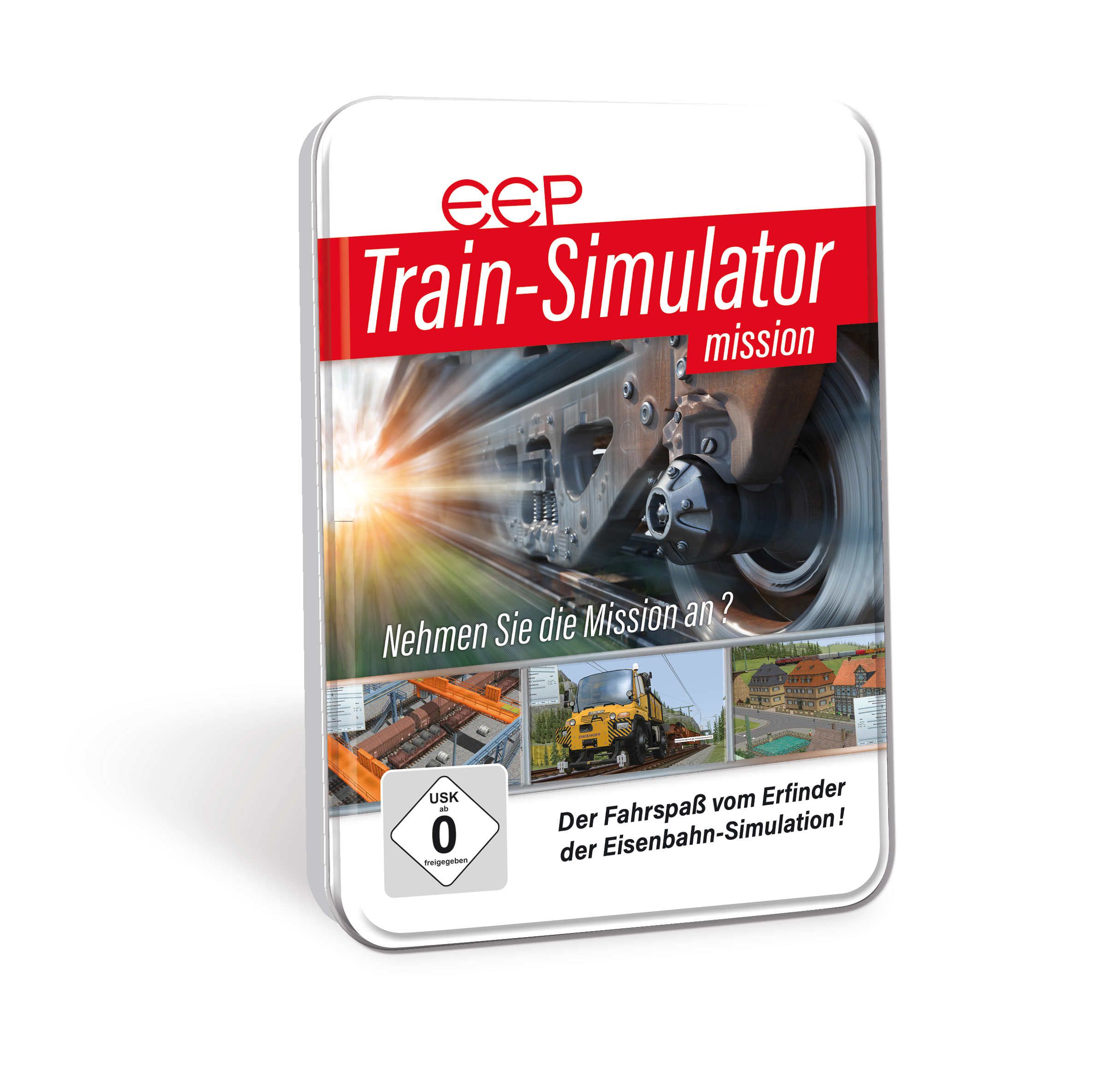 EEP Train Simulator mission Cover